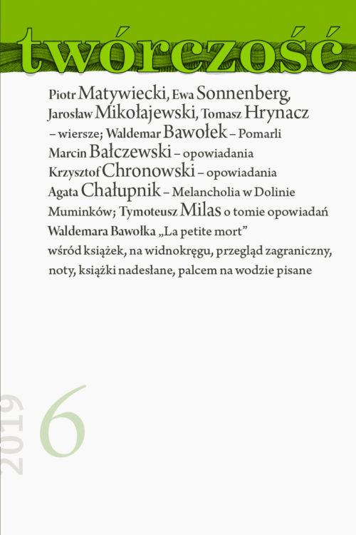 Miesięcznik Twórczość Serbia
